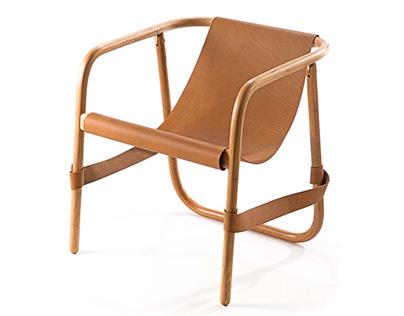 JCR + KLH: Folding Chair