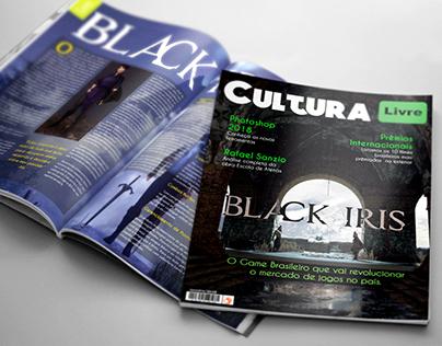 Projeto de Revista Cultura Livre