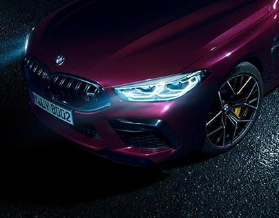 "BMW ""The M8"" Gran Coupé Competition"