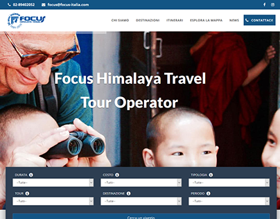 Focus Himalaya Travel 2019