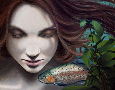 """""""Sirena d'acqua dolce"""""""