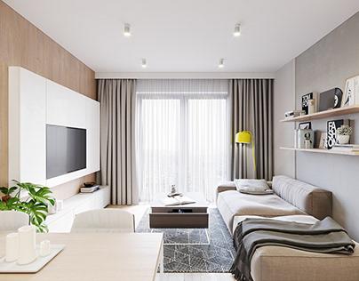 """""""ZAJEZDNIA WRZESZCZ"""" Apartment in Gdansk"""