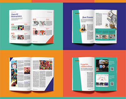 "Revista editorial ""Ctrl Z"""