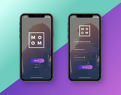 Sign up From - Daily UI #001