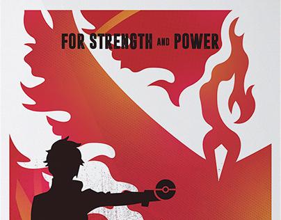 Pokemon GO Poster Art
