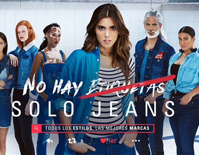 - Solo Jeans - There are no tags #JustJeans