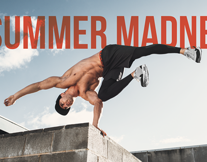 2XU Summer Madness Email Campaign