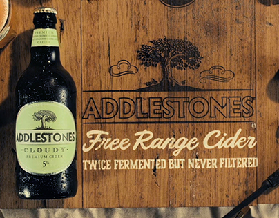 Free Range Cider - Addlestones