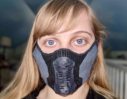 Winter Soldier Mask
