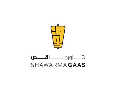 Shawarma Gaas Branding