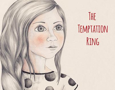 "Book illustrations ""The Temptation ring"""