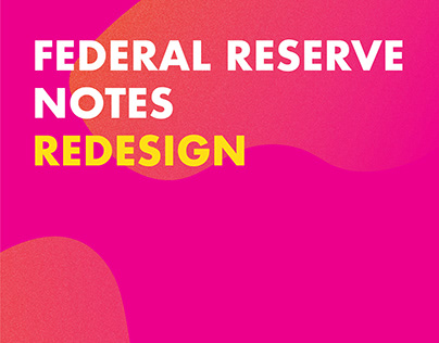 Federal Notes Redesign - USA