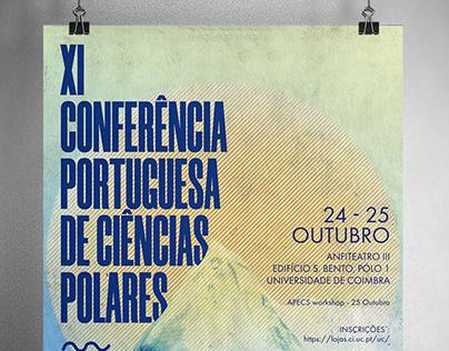 XI Conferência Portuguesa de Ciências Polares
