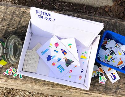 Dessine ton parc, un projet participatif