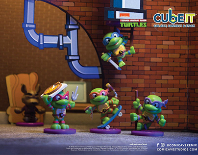 Cubeits and Podz - Toy/Product Design