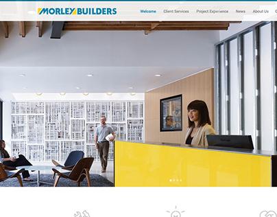 Morley Builders Website
