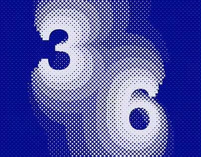 36 Days of Type (Numbers)