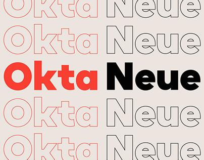 OKTA NEUE - 2 FREE SANS SERIF FONTS