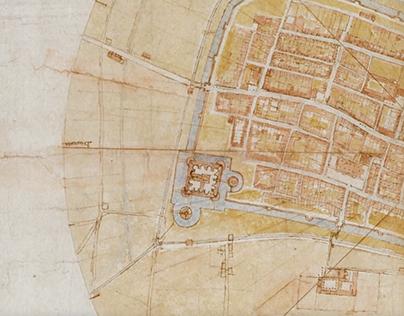 Vox Almanac | Leonardo da Vinci's map