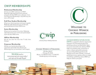 CWIP Trifold Brochure