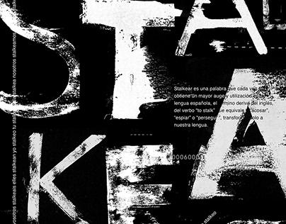 Poster   Stalkear