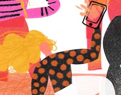 Mulheres Ilustradoras: Women Illustrators in Brazil