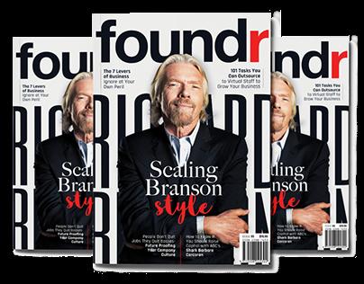 Business Magazine Design