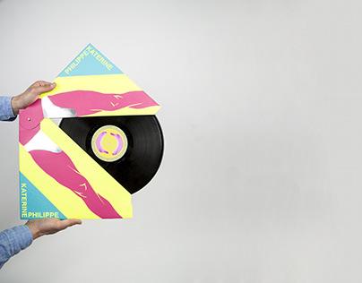 Vinyl cover - for Philippe Katerine