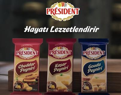 President - Lansman Kampanyası