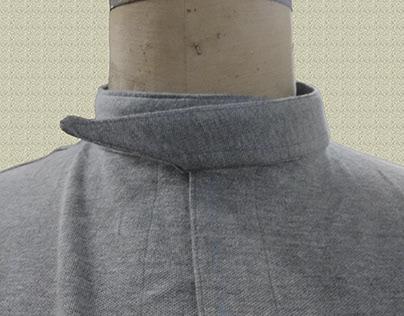 Garment Construction- Menswear Shirt