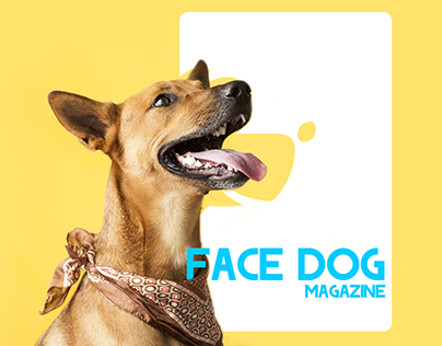 FACE DOG-Magzine