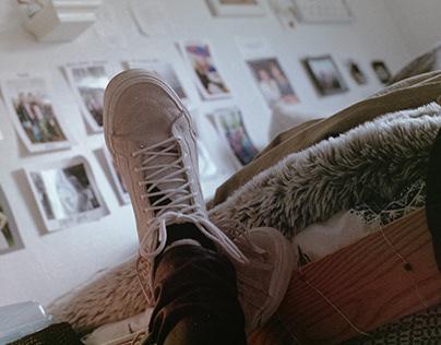 Film Photography - Freshman Year Fordham University