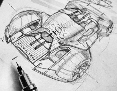 Sketch Wall V