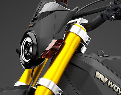 WAYRA Electric Bicycle Concept
