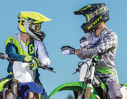 Scott Sports | 2018 MX Gear Collection