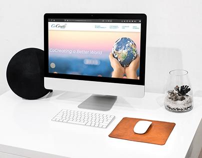 Site para CoCreate Consulting