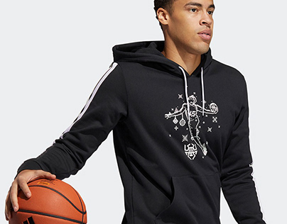 Adidas Hoops Christmas Collection