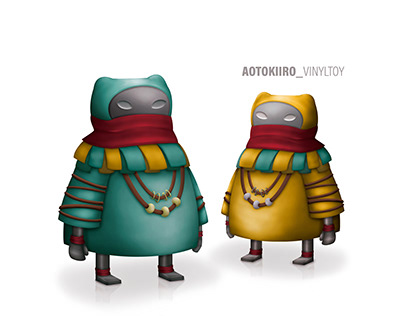 Aotokiiro_Vinyltoy