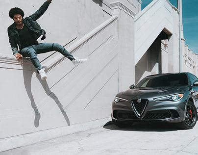 Alfa Romeo Stelvio QV - Lifestyle
