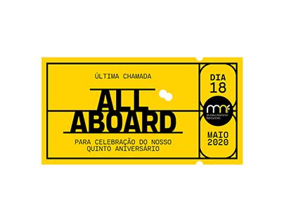 Museu Ferroviário — Art Direction