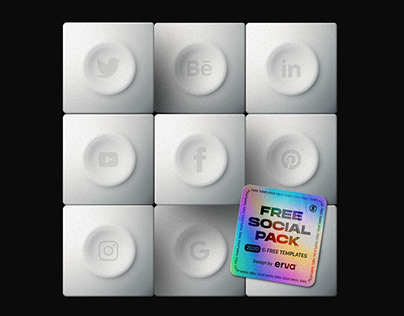 Social Networks 2020 – Image Sizes | Free Templates