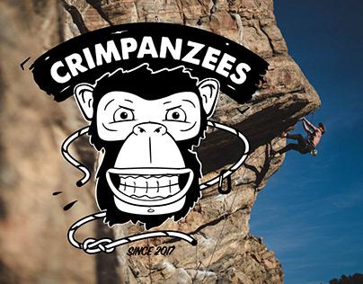 Crimpanzees - Logo Design