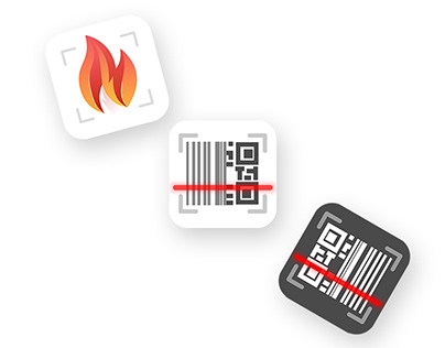 QR Scan App Icons