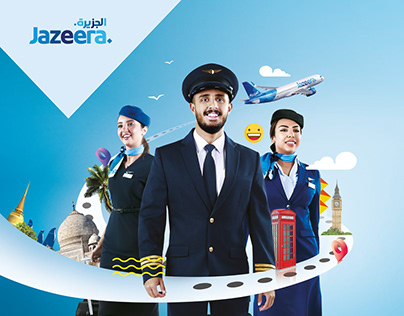 Jazeera - Let's fly again