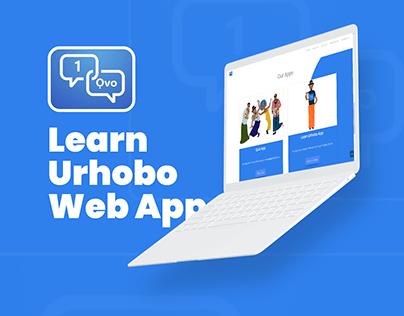 Learn Urhobo Web App