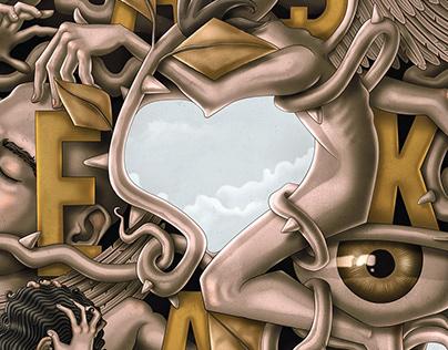 Digital Art | Self Portrait