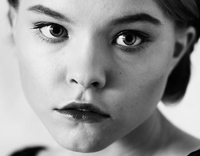 simple portraits