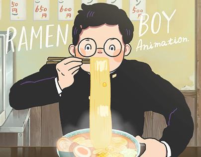 RAMEN BOY