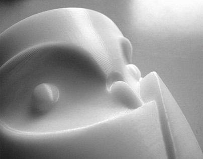FUKURO - owl shaped cup for Mazda