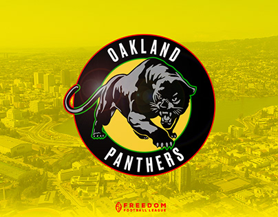 Oakland Panthers - Freedom Football League